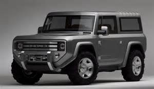 Ford Bronco Prototype New Ford Bronco Newest Cars 2016