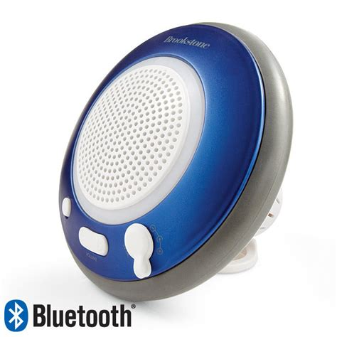 brookstone waterproof floating bluetooth speaker the