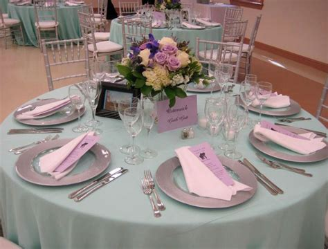 Wedding Reception Table Decorations by The Wedding Collections Wedding Table Decorations