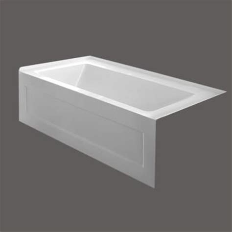54 inch soaker tub small bathroom design pinterest