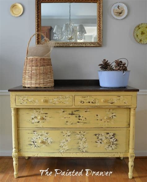 Vintage Furniture Paint by Vintage Painted Furniture At The Painted Drawer Town