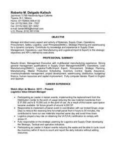 resume actual 2015