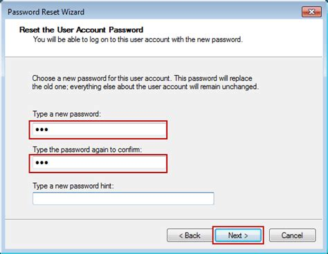 windows reset password disk usb password recovery ways tips how to reset remove windows