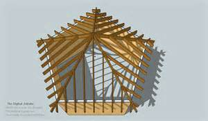 Gazebo Roof Framing Octagon by Exploring Octagonal Roof Framing With Sketchup Fine