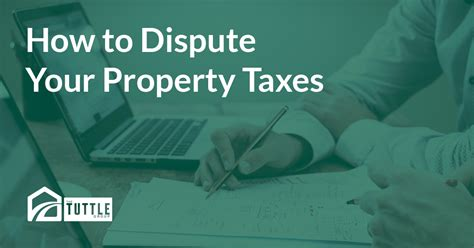 Spike Are Involved In Property Dispute by How To Dispute Your Property Taxes The Tuttle