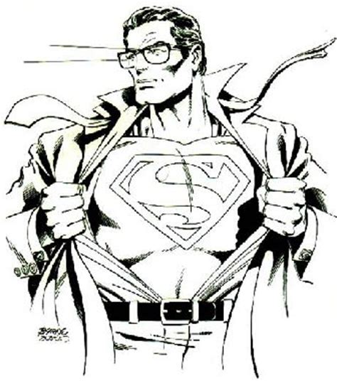imagenes de superheroes en blanco y negro bsospirit superman williams john