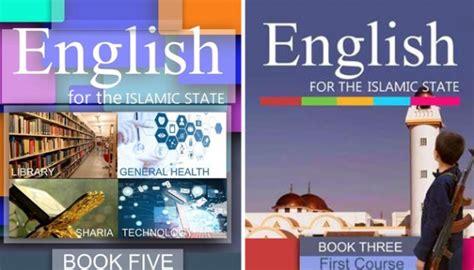 buku pelajaran isis  anak irak ditemukan