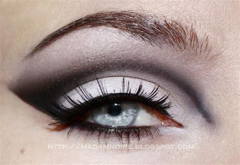 eyeshadow tutorial black and white madam noire makeup studio tutorial black and white cut