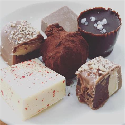 Handmade Chocolates Glasgow - treat your to tea and cakes in glasgow this s