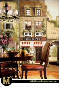 Bistro Themed Kitchen Decor - decorating theme bedrooms maries manor french cafe paris bistro style decorating ideas