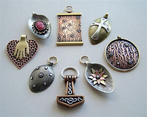 metal jewelry mixed metal jewelry 5 by astalo on deviantart