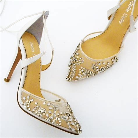 beaded wedding shoes florence wedding shoes beaded bridal
