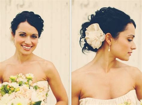 Wedding Updo With Clip In Extensions by Curly Hair Extensions Can Make You Look Charming Enough In