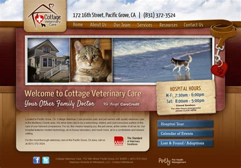 Cottage Grove Veterinary Clinic by With Vetnetwork 2014 Will Be Your Veterinary Hospital S