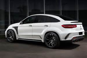 Mercedes And Mercedes Topcar Unveils Quot Inferno Quot Tuning Kit For Mercedes Gle And