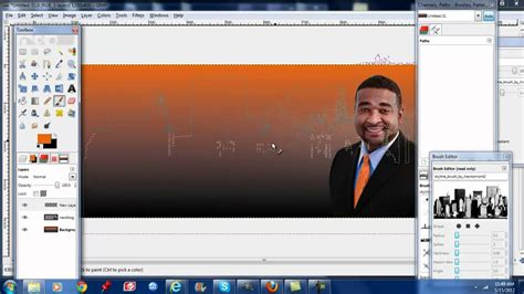 website gimp tutorial this is a quot gimp tutorial quot on how to create website headers
