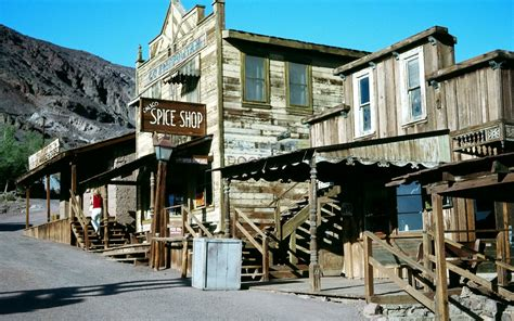 us towns calico california america s coolest ghost towns