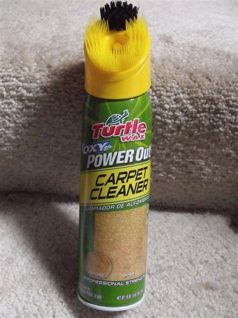 turtle wax boat cleaner sell nwt turtle wax oxy power out carpet cleaner 18 oz