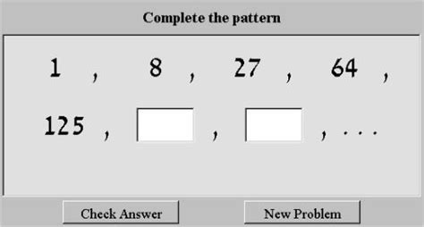 online number pattern games interactive advanced number pattern activity
