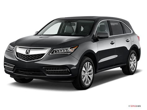 price acura mdx 2014 acura mdx prices reviews and pictures u s news world