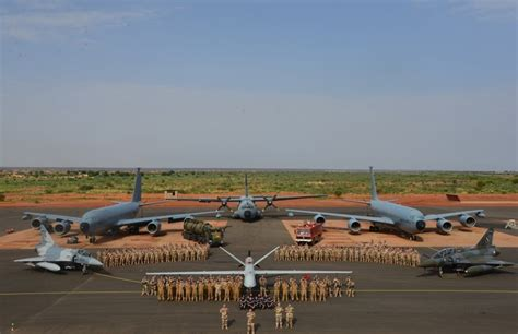 french air force bases asian defence news french air force at niamey air base