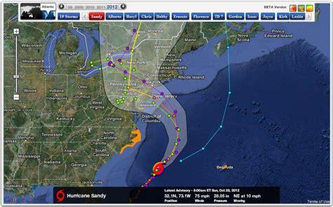 Hurricane Sandy Forecast (Updates)   HuffPost
