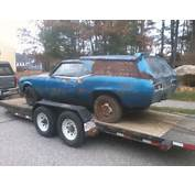 EBay Find This Forlorn Camaro Station Wagon Project Could Be Yours