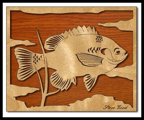 scrollsaw woodworking unique scroll saw patterns it s fishing weather here in