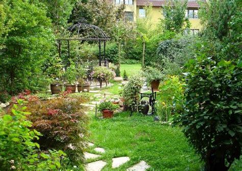 reihenhausgarten umgestaltung beispiel