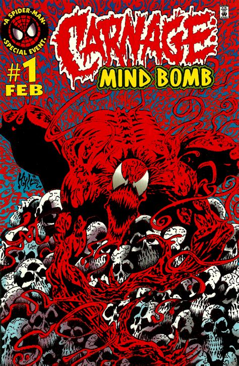 american carnage tales of trumpian dystopia books carnage mind bomb vol 1 1 marvel database fandom