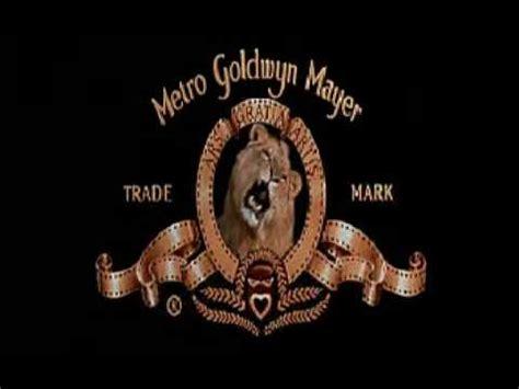 lion film intro metro goldwyn mayer lion doovi