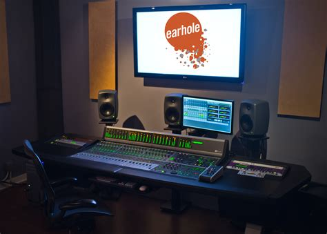 Genelec Studio Monitor Desk