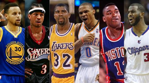 ranking the best point guard from all 30 nba teams of all