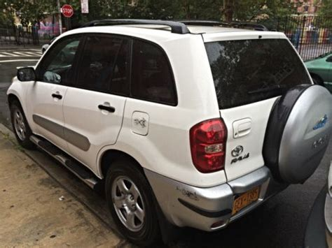 automobile air conditioning service 2005 toyota rav4 engine control purchase used 2005 toyota rav4 base sport utility 4 door 2 4l in new york new york united states