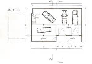 Garage Workshop Floor Plans by Gallery For Gt Detached Garage Floor Plans