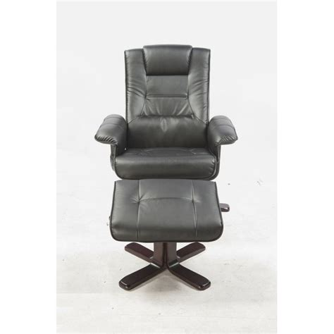 massage chair with ottoman massage chair recliner with remote ottoman black buy