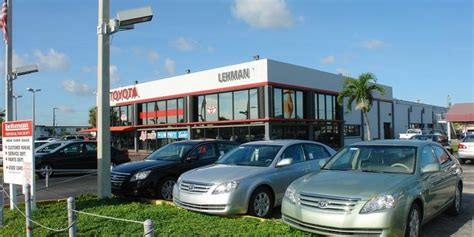 Toyota Dealers In Miami Salzman Real Estate Advisors