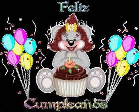 imagenes graciosas de cumpleaños con movimiento gifs animados con movimiento de flores feliz cumplea 241 os