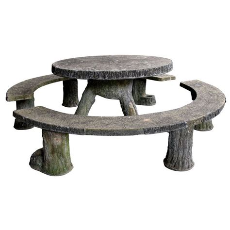 concrete benches and tables 32 best images about concrete picnic tables on pinterest