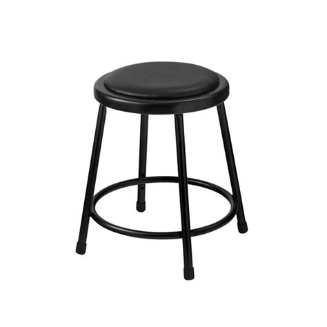 Heavy Stools by 6400 Series Heavy Duty Black Padded Stools Schoolsin