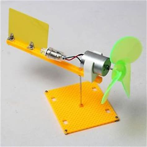 micro wind turbines generator small dc motor blades w