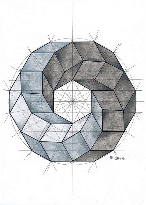 image result for how to make a fibonacci mandala in
