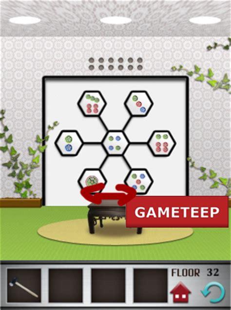 100 Floors Floor 32 Guide by 100 Floors Level 32 Gameteep