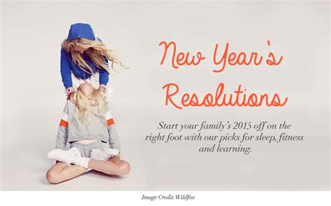start your new year right new year s resolutions start your family s 2015 on