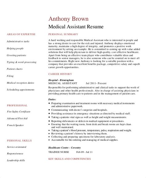generic cv template free generic resume template 28 free word pdf documents