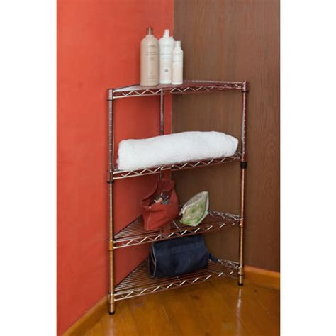 Bathroom Corner Shelving Unit Bathroom Corner Shelving Unit Montpellier Corner Unit From Lewis Bathroom Storage Housetohome