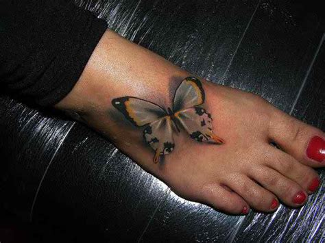 butterfly tattoos on foot 50 absolutely gorgeous butterfly tattoos