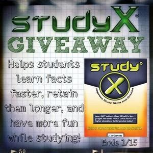 Software License Giveaway - contest studyx software giveaway lifetime license