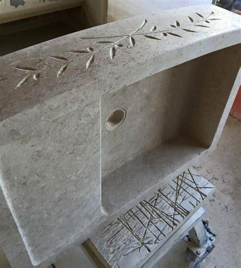 Evier Travertin by Vasque 233 Vier Cuve En Travertin Montpellier H 233 Rault 34
