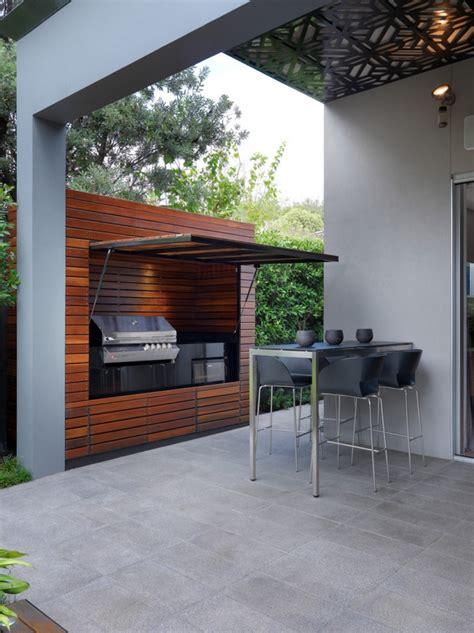 photo cuisine exterieure jardin 1001 id 233 es d am 233 nagement d une cuisine d 233 t 233 ext 233 rieure